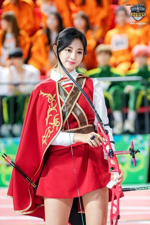 Dàn nữ thần huyền thoại của đại hội thể thao idol: Tzuyu mê hoặc đạo diễn Thor, Irene chưa hot bằng idol xứ Trung nổi sau 1 đêm - Ảnh 11.