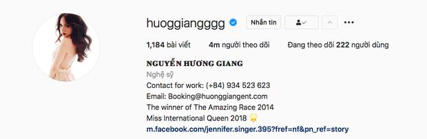 Chọn ở ẩn giữa nghi vấn tình cảm rạn nứt, Hương Giang bị bốc hơi hơn 100.000 lượt theo dõi - Ảnh 3.