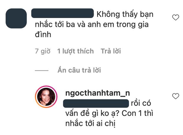 Khoe ảnh như chị em với mẹ, ái nữ nhà đại gia thủy sản đáp trả thẳng mặt netizen khi được hỏi bố đâu - Ảnh 3.