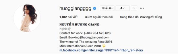Chọn ở ẩn giữa nghi vấn tình cảm rạn nứt, Hương Giang bị bốc hơi hơn 100.000 lượt theo dõi - Ảnh 4.