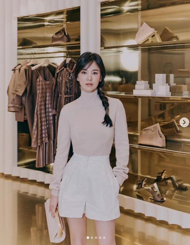 Nữ diễn viên nổi tiếng xứ Hàn dùng Instagram theo cách không thể đặc biệt hơn: chặn bình luận, hạn chế tag - Ảnh 3.