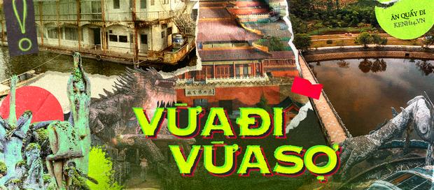 SỐC: Khoa Pug một mình đến nơi tuyệt mật nhất thế giới quay vlog, netizen xôn xao khi phát hiện có UFO xuất hiện trong video? - Ảnh 13.