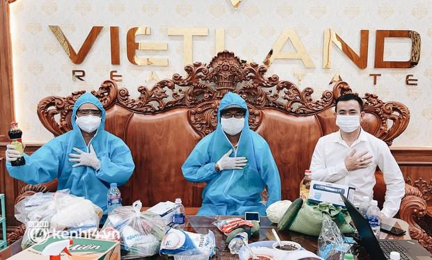 Giám đốc trẻ ở Sài Gòn thành lập hội shipper từ thiện bằng ô tô, tiếp tế lương thực cho người dân trong khu phong tỏa, cách ly - Ảnh 2.