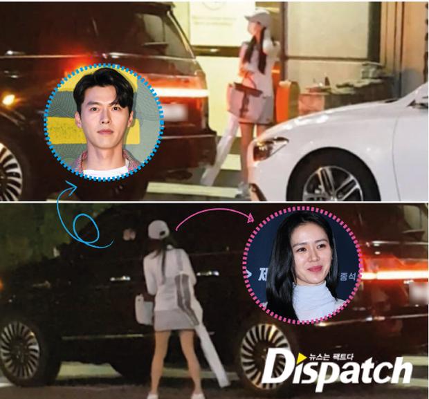 """HOT: Hyun Bin và Son Ye Jin bị """"tóm sống"""" ảnh hẹn hò chơi golf, cùng công khai đi sắm đồ như vợ chồng son - Ảnh 4."""