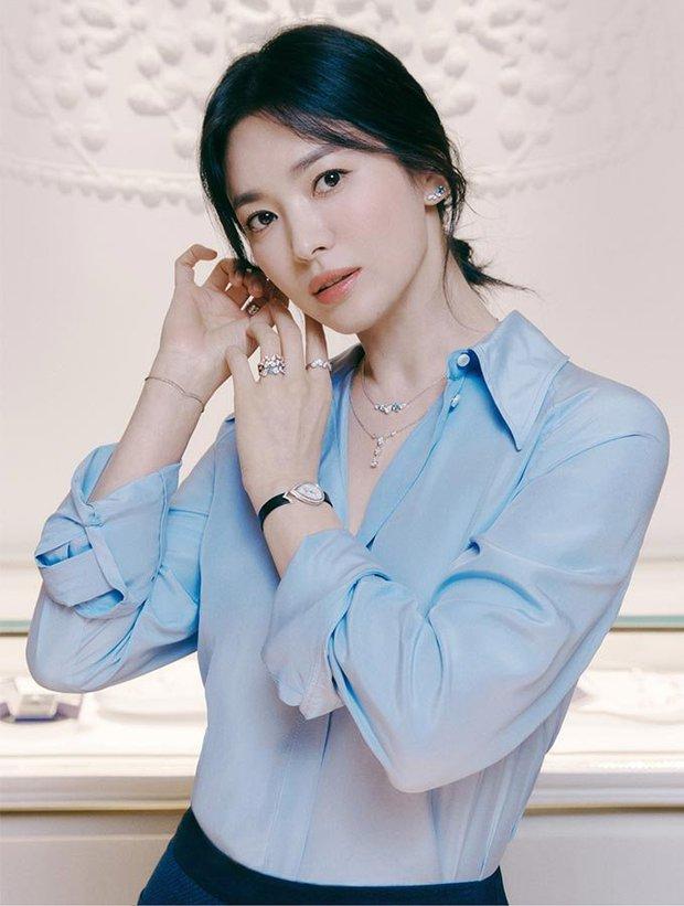 8 mỹ nhân hack tuổi thần sầu của phim Hàn: Son Ye Jin trẻ mãi không già, Jang Nara như ăn thịt Đường Tăng - Ảnh 30.
