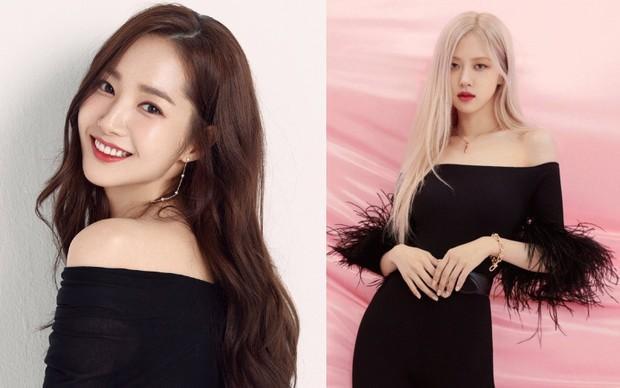 Park Min Young và Rosé (BLACKPINK) bị phát hiện dùng đồ đụng hàng, là món phụ kiện luôn theo bên mình! - Ảnh 1.