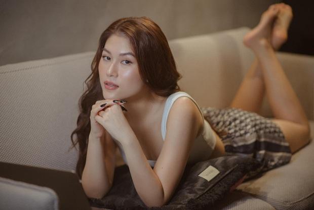Khoe ảnh như chị em với mẹ, ái nữ nhà đại gia thủy sản đáp trả thẳng mặt netizen khi được hỏi bố đâu - Ảnh 1.