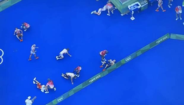 Vận động viên chịu khổ sau những lời nói dối của ban tổ chức về tình hình thời tiết tại Olympic Tokyo 2020 - Ảnh 1.