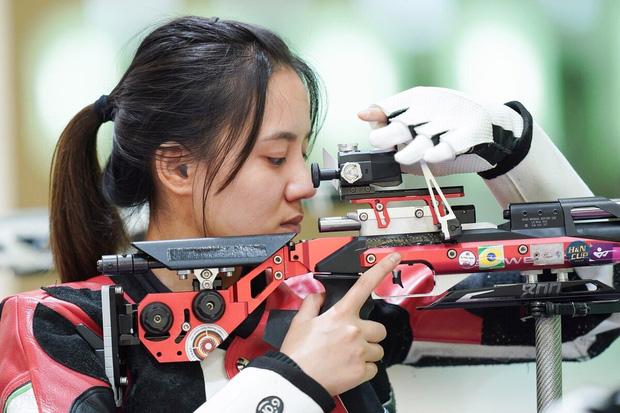 Nữ thần bắn súng Trung Quốc hứng chịu cơn thịnh nộ từ người hâm mộ quê nhà - Ảnh 1.