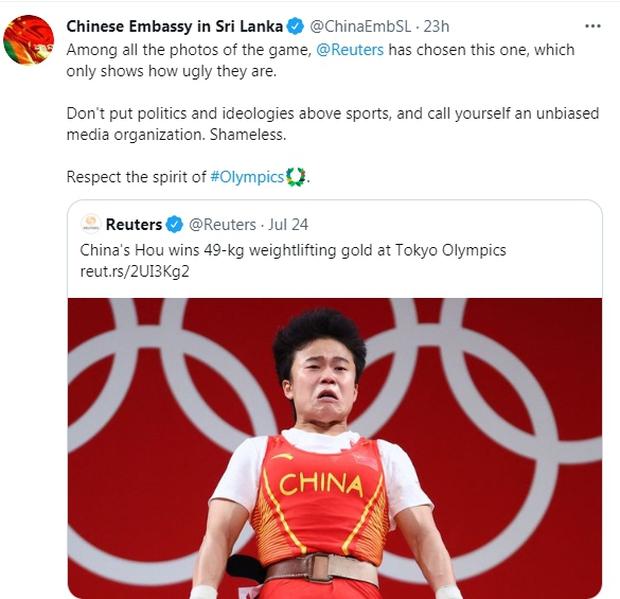 Netizen Trung Quốc nổi giận vì nhà vô địch Olympic bị truyền thông châu Âu chụp ảnh xấu - Ảnh 2.