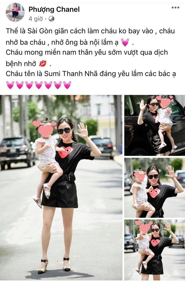 Quách Ngọc Ngoan đăng clip bày tỏ nỗi nhớ con gái, ai ngờ lần đầu để lộ diện mạo đáng yêu của tiểu công chúa - Ảnh 7.