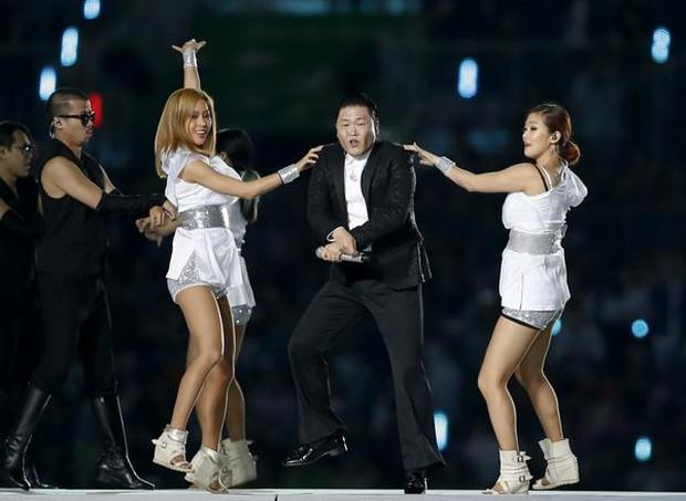 Trước sự nổi tiếng thế giới của BTS, EXO từng là sự lựa chọn của quốc gia, biểu diễn từ Olympic đến Asian Game - Ảnh 8.