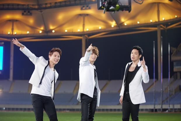 Trước sự nổi tiếng thế giới của BTS, EXO từng là sự lựa chọn của quốc gia, biểu diễn từ Olympic đến Asian Game - Ảnh 7.