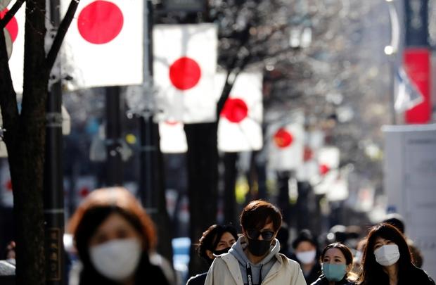 Số ca mắc Covid-19 tại Tokyo (Nhật Bản) tăng đột biến, phá vỡ mọi kỷ lục - Ảnh 1.