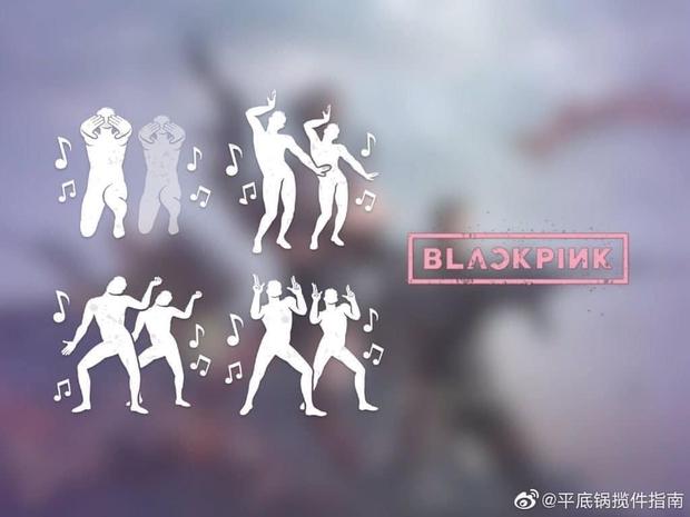 BLACKPINK xâm chiếm PUBG với những bộ trang phục siêu xinh trong MV Lovesick Girls và điệu nhảy How You Like That - Ảnh 6.