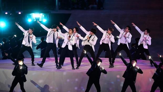 Trước sự nổi tiếng thế giới của BTS, EXO từng là sự lựa chọn của quốc gia, biểu diễn từ Olympic đến Asian Game - Ảnh 2.