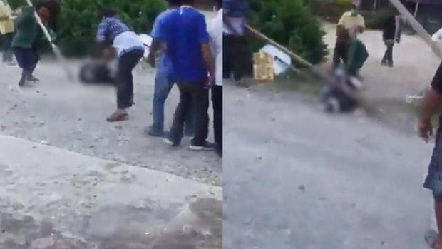 Dân mạng chia sẻ rầm rộ clip người đàn ông bị đánh hội đồng, biết được nguyên nhân ai cũng thốt lên không thể thương nổi - Ảnh 5.