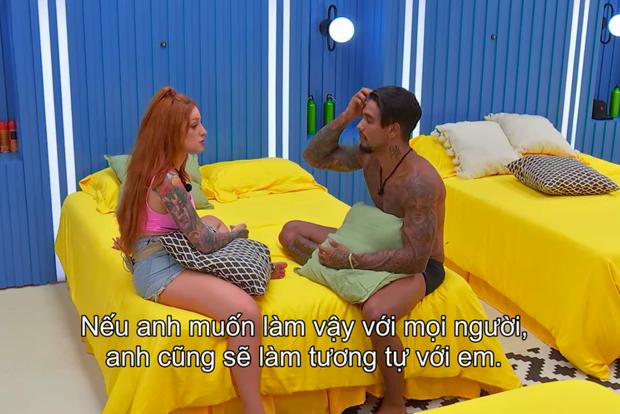 Vừa bị cấm sex, cặp đôi hot nhất Too Hot To Handle Brazil chia tay ngay và luôn! - Ảnh 5.