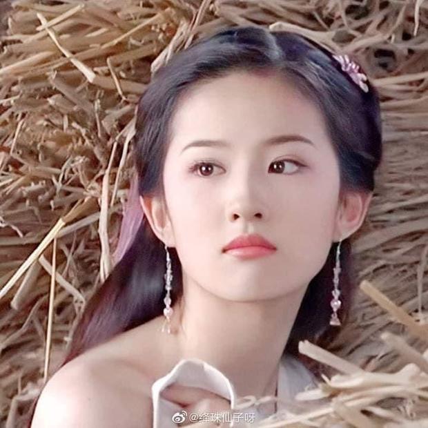Tạo hình cổ trang của sao Trung: Bành Tiểu Nhiễm hơn cả xuất sắc, Dương Mịch đẹp nao lòng, phục trang của Châu Tấn kỳ công nhất - Ảnh 3.