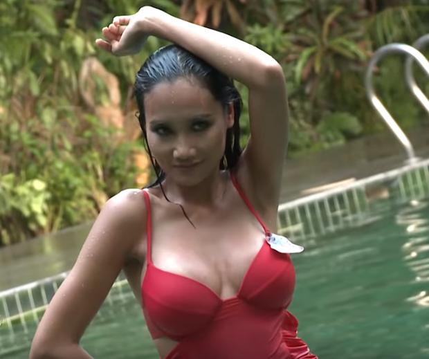 Show thực tế Việt gây ồn ào vì cho thí sinh mặc bikini liên tục, tạo dáng quá gợi cảm trên truyền hình - Ảnh 2.