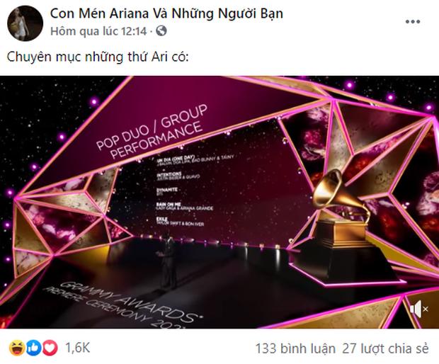 Sau khi đổi ava lời nguyền BLACKPINK, loạt fanpage nghệ sĩ US-UK tại Việt Nam đồng loạt khoe thành tích của idol để làm gì? - Ảnh 4.