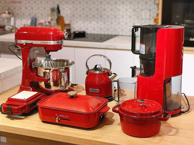 Tín đồ nghiện bếp khoe gia tài quá trời món hot hit kèm review có tâm, đặc biệt mê đồ bếp màu đỏ vì mang lại sinh khí - Ảnh 3.