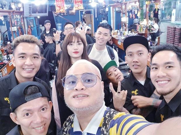 Vinh Râu từng dành cho Minh Trang cả rổ status dìm hàng: Từng có một cặp vợ chồng hài hước như thế! - Ảnh 9.