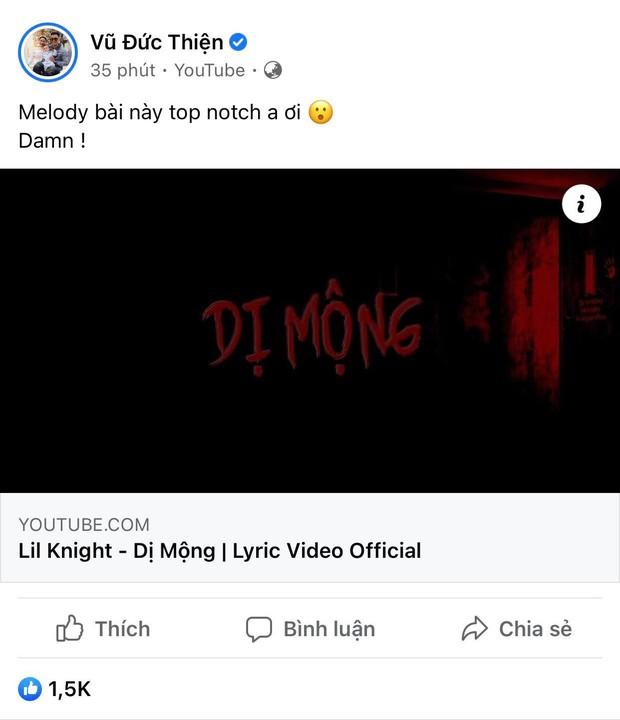 Rhymastic, Bình Gold, Mr.T... cùng chia sẻ 1 MV với muôn lời có cánh, tên tuổi kì cựu nào khiến cộng đồng rap dậy sóng như này? - Ảnh 5.