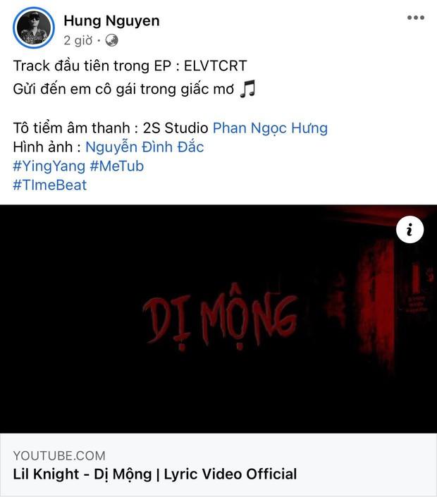 Rhymastic, Bình Gold, Mr.T... cùng chia sẻ 1 MV với muôn lời có cánh, tên tuổi kì cựu nào khiến cộng đồng rap dậy sóng như này? - Ảnh 8.