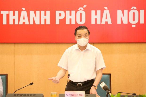 Chủ tịch Hà Nội: Những ngày giãn cách còn lại rất quan trọng để bóc tách hết F0 ra khỏi cộng đồng - Ảnh 1.
