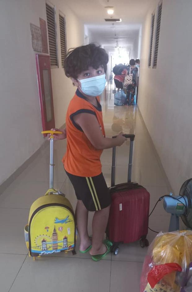 Tin vui: Diễn viên Kim Đào và con trai 10 tuổi đã chữa khỏi Covid-19 sau 14 ngày điều trị, dàn sao Vbiz thở phào! - Ảnh 3.