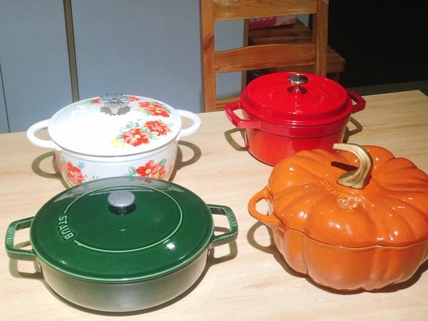 Tín đồ nghiện bếp khoe gia tài quá trời món hot hit kèm review có tâm, đặc biệt mê đồ bếp màu đỏ vì mang lại sinh khí - Ảnh 24.