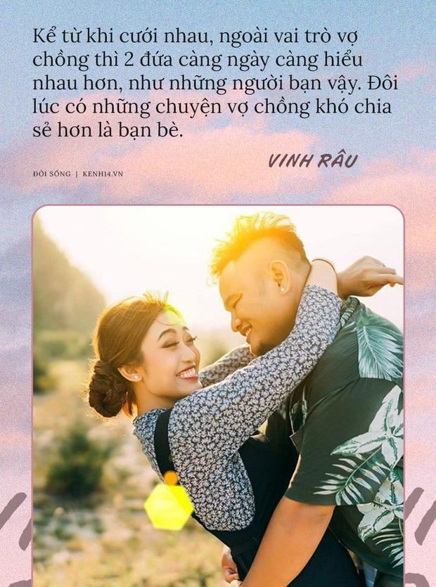 Vinh Râu rất ngôn tình: Làm thì yêu nghề, về thì yêu vợ - nhưng kết cục vẫn là ly hôn  - Ảnh 7.