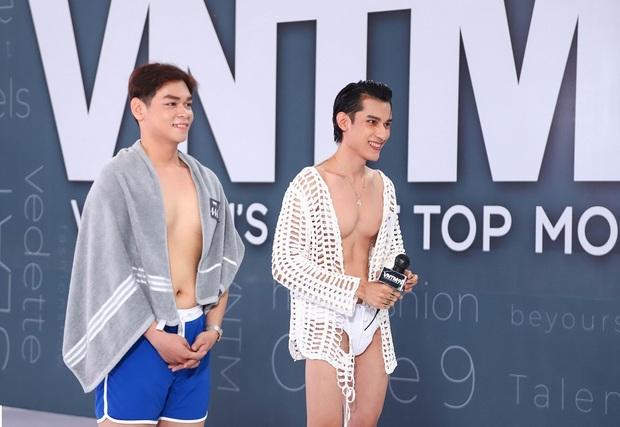 Xôn xao ảnh nude của nam người mẫu Vietnams Next Top Model và mỹ nhân chuyển giới - Ảnh 5.