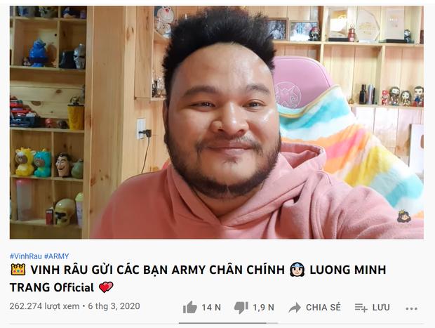 Vinh Râu từng diss rapper Thái Vũ tưởng banh chành nhưng ai ngờ dính vào BTS mới toang - Ảnh 7.