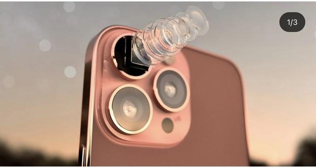 Ngắm concept iPhone 13 màu nâu đồng cực lạ mắt - Ảnh 3.