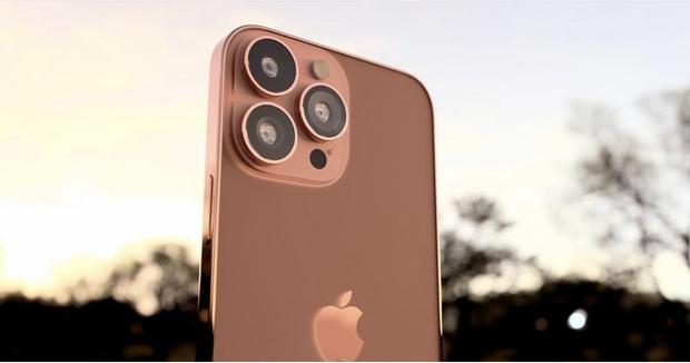 Ngắm concept iPhone 13 màu nâu đồng cực lạ mắt - Ảnh 2.