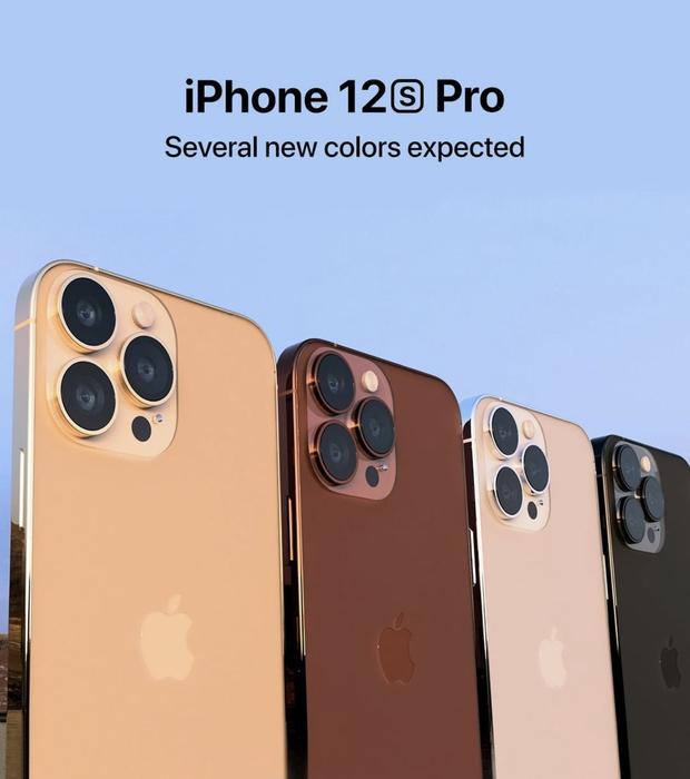 Ngắm concept iPhone 13 màu nâu đồng cực lạ mắt - Ảnh 1.