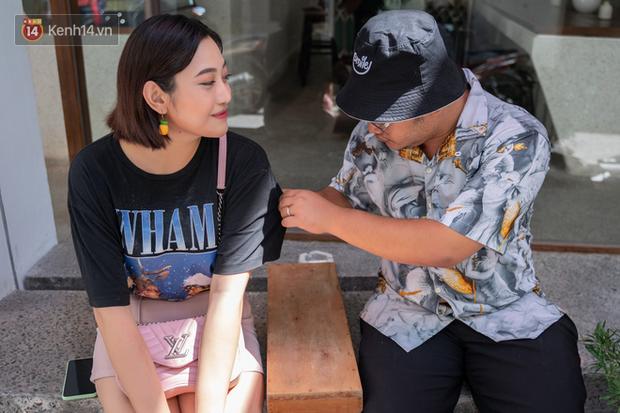 Trước khi công khai ly hôn, Lương Minh Trang từng tiết lộ: Vinh Râu ở rể nên tôi không làm dâu ngày nào - Ảnh 1.