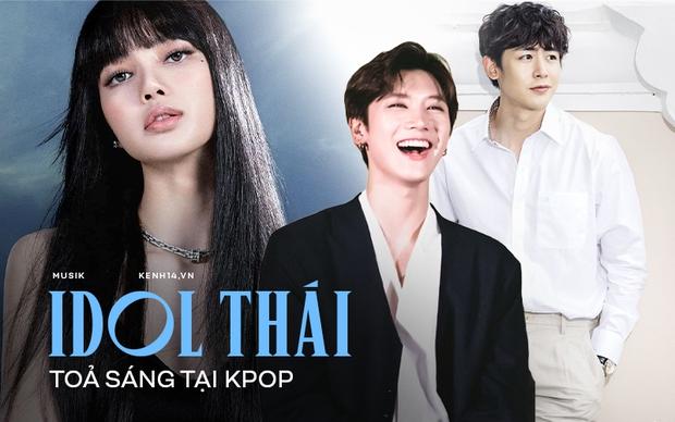 Loạt idol Thái toả sáng rực rỡ ở xứ sở Kim Chi: Kpop quả là vùng trời hợp vía với nghệ sĩ xứ chùa Vàng - Ảnh 1.