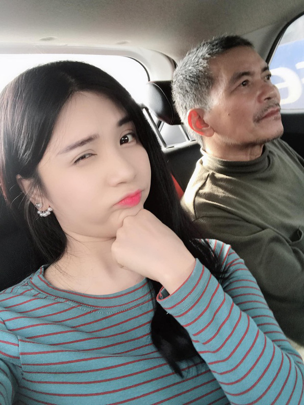 Bố qua đời sau thời gian chống chọi với bệnh ung thư phổi, Thanh Bi đau lòng không thể về nhà vì dịch Covid-19 - Ảnh 7.