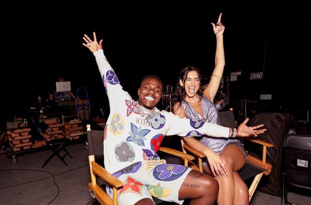 Dua Lipa đăng đàn bức xúc nam rapper từng hợp tác vì có phát ngôn kì thị cộng đồng LGBTQ và bệnh nhân HIV/AIDS - Ảnh 3.