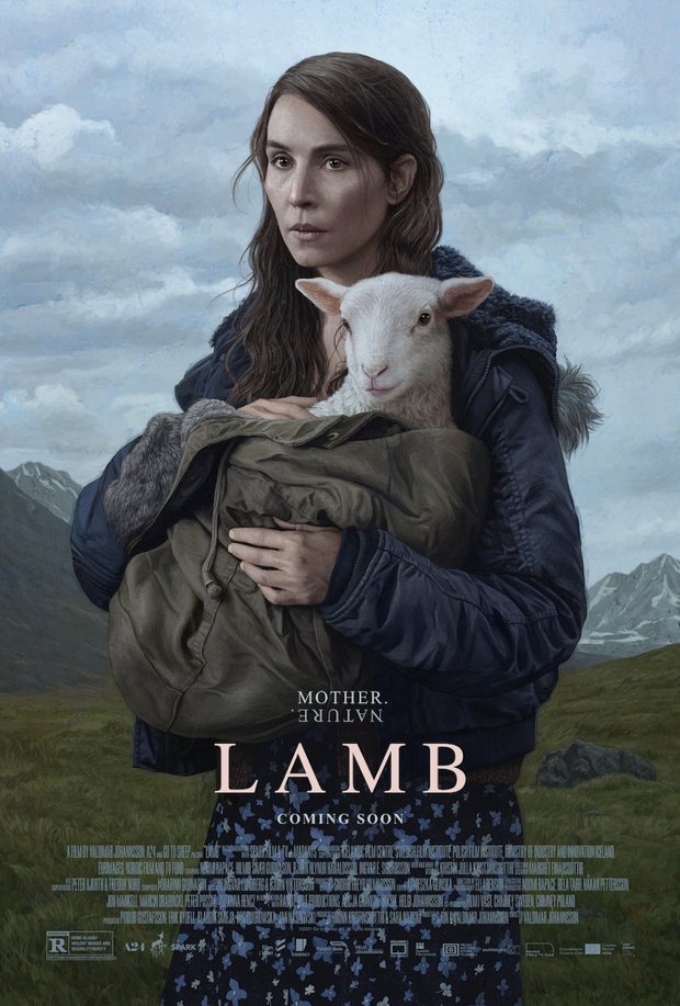 Phim kinh dị về thần thoại Bắc Âu gây sốc óc vì cặp đôi hiếm muộn nuôi... cừu làm con, trả giá kinh hoàng vì chống lại thiên nhiên - Ảnh 1.