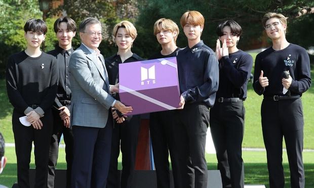 Trước sự nổi tiếng thế giới của BTS, EXO từng là sự lựa chọn của quốc gia, biểu diễn từ Olympic đến Asian Game - Ảnh 15.