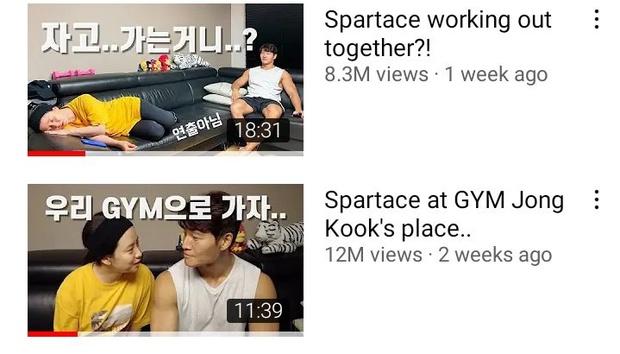 Jong Kook bất ngờ dùng từ SpartAce trong vlog cùng Ji Hyo, định tự đẩy thuyền hay gì đây? - Ảnh 2.