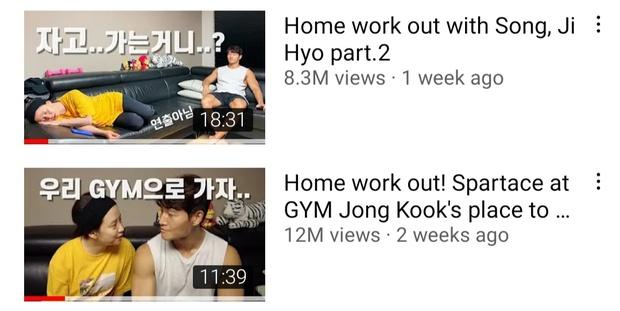 Jong Kook bất ngờ dùng từ SpartAce trong vlog cùng Ji Hyo, định tự đẩy thuyền hay gì đây? - Ảnh 3.