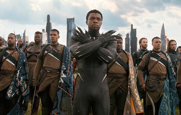 Black Panther 2 bị leak clip hậu trường, hé lộ cách Marvel xử lý sau khi tài tử Chadwick Boseman đột ngột qua đời - Ảnh 4.