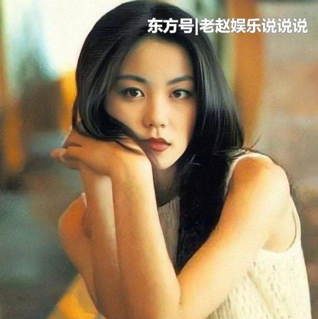 Đọ lại style xưa của Trương Bá Chi và Vương Phi để thấy: Ranh giới khác biệt đã hiện rõ từ lâu - Ảnh 1.