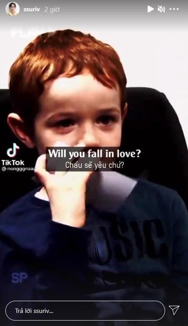 ViruSs chia sẻ clip về tình yêu, ẩn ý điều gì đây? - Ảnh 1.