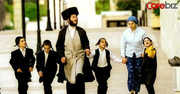Cách giáo dục con của người Do Thái: Nhỏ biết cách kiếm tiền, lớn tự khắc giàu có! - Ảnh 1.